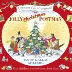 Jolly Christmas Postman book cover
