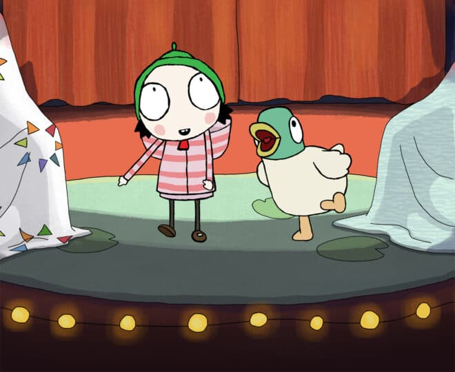Sarah and Duck IMAGE no title 1